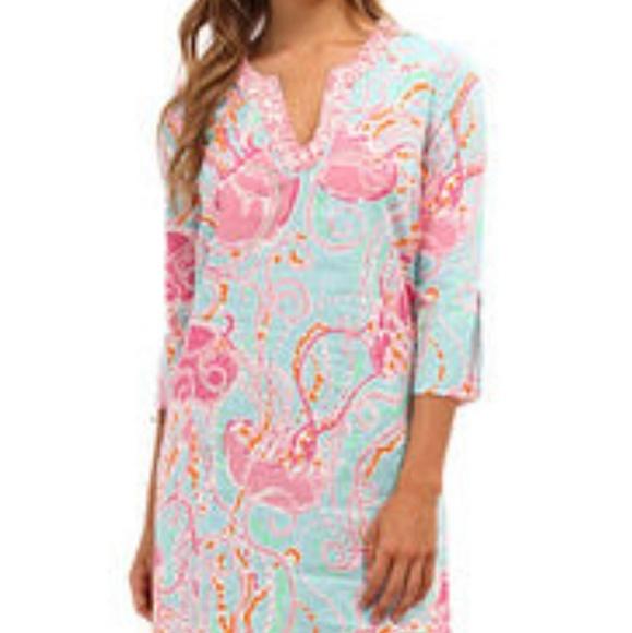 6831df2f269eba Lilly Pulitzer Dresses & Skirts - Lilly Pulitzer Jellies be Jammin Tunic  Dress